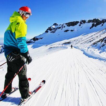 skiando